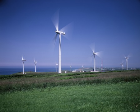 natural energy: Wind power