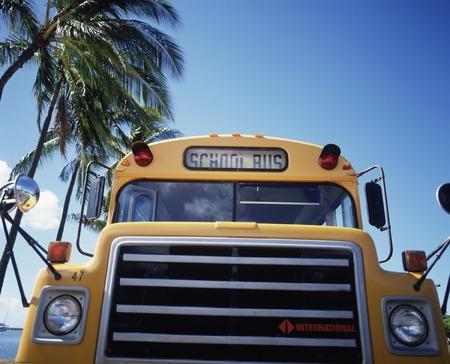 学校のバス 写真素材 - 46888031