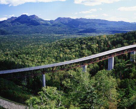 no pass: Carretera Foto de archivo