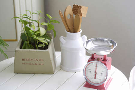 miscellaneous: Kitchen miscellaneous goods and green