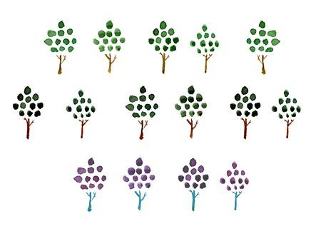 Wald Standard-Bild - 63186715