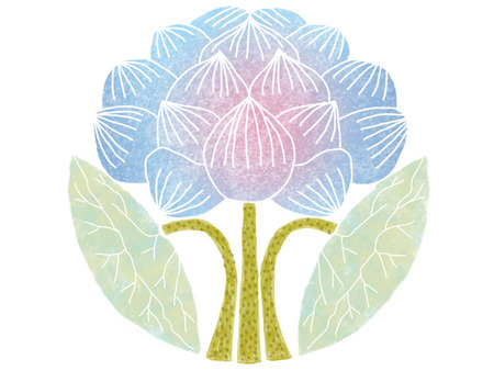 heal new year: Family crest Standing lotus