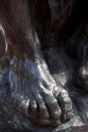 rodin: Rodin statue