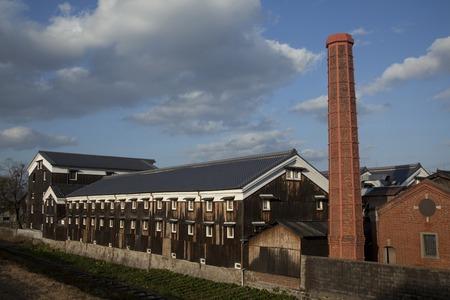 brewery: Fushimi sake brewery