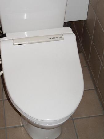 latrine: Western Toilet