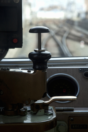drivers seat: Drivers seat of a train