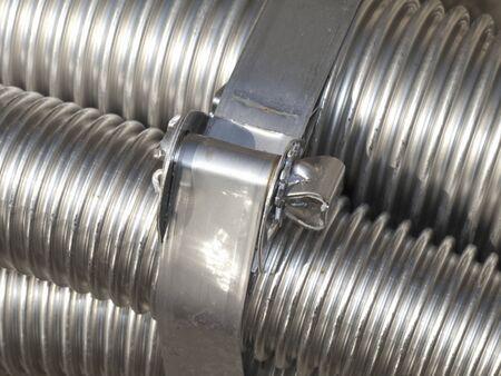 aluminium: Aluminium flexible duct
