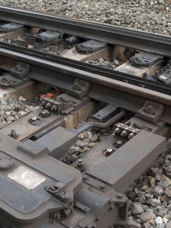antifreeze: Antifreeze stove of rail points