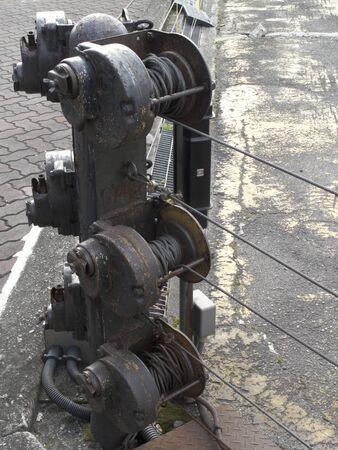 car theft: La cuerda de alambre para prevenir el robo de autom�viles