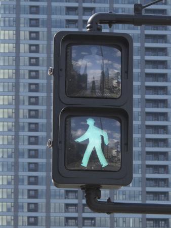 advances: New pedestrian traffic signals