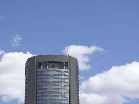 oap: Osaka Amenity Park and blue sky