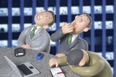 salaried: Overtime tired of salaried workers of dolls