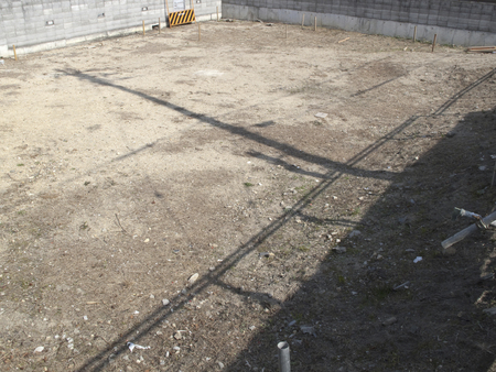 vago: Vacant land for residential land