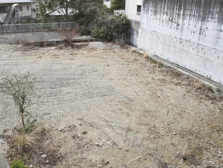 vacant land: Residential vacant land