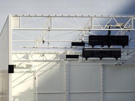 venues: Stage facilities events venues