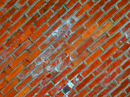 hydrophobic: Water leakage from the clearance of dilapidated brick