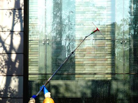 Window washing