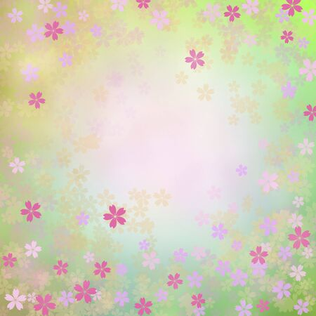 circumstance: Cherry Blossom pattern