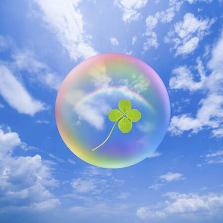 circumstance: Bubbles and Clover
