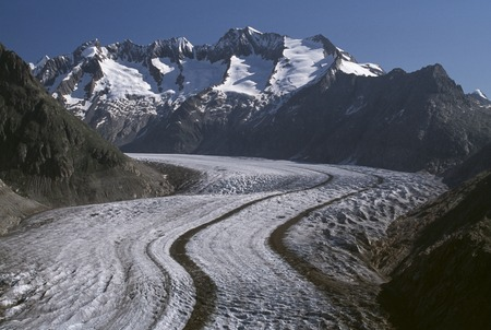 aletsch: Aletsch glacier