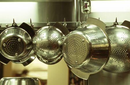 keuken restaurant: Restaurant Kitchen Stockfoto