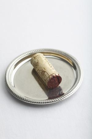 merlot: Wine cork