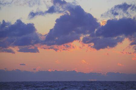 pacific ocean: Pacific Ocean sunset