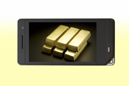 net worth: Gold bullion