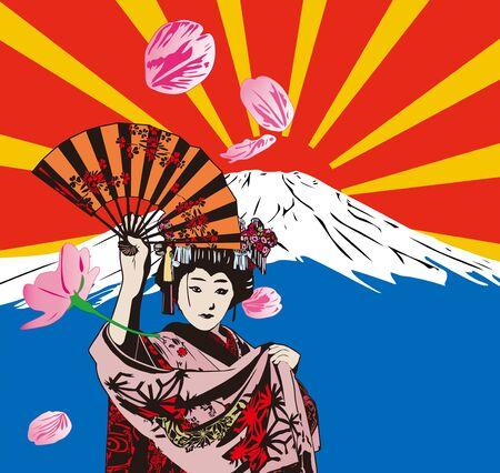 geisha: Geisha Stock Photo