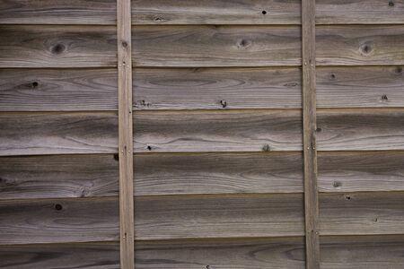 Board fence
