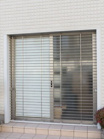 security shutters: Security shutters