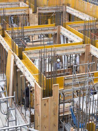 建築施工現場