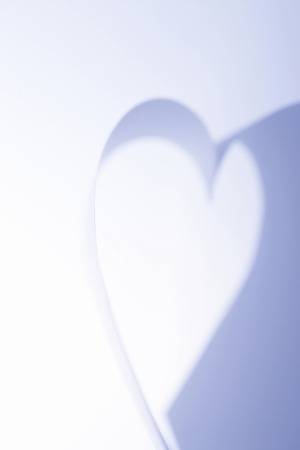 carta de amor: Amo la imagen de carta Foto de archivo