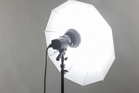 ストロボ 写真素材