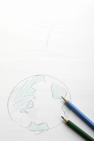 germination: Handwritten Earth