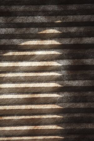 window shade: Japanese paper blinds
