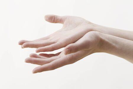 hands: Womens hands