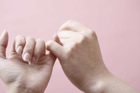 小指の約束