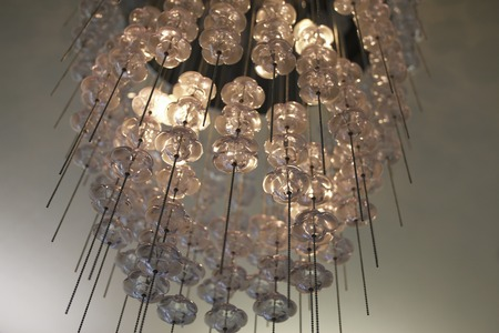 electric material: Chandelier
