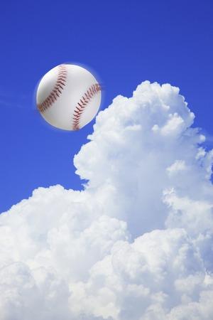 pelota beisbol: B�isbol pelota  Foto de archivo