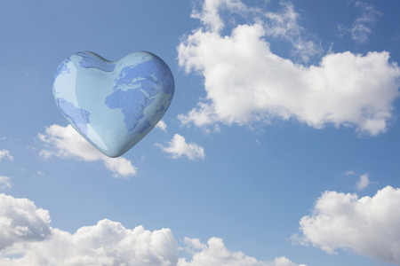Heart of the Earth and sky