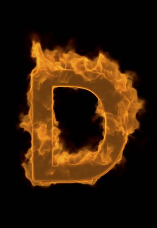 firepower: Alphabet D of flame