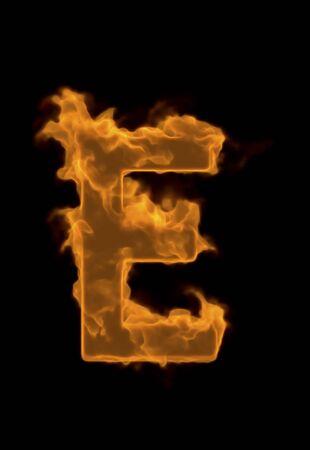 firepower: Alphabet E of flame