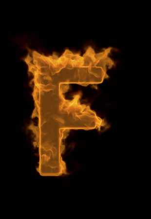 firepower: Alphabet F of flame