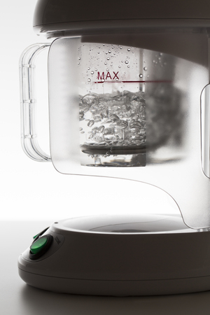 facial steamer: Steamer container to boil