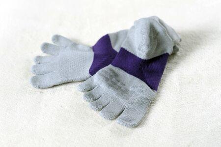 five fingers: Five fingers socks