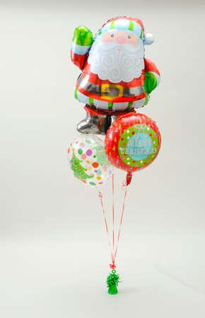 annual events: Santa Claus balloon
