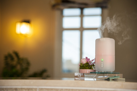 humidifier: Stylish mobile humidifier