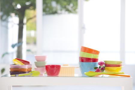 kitchen device: Colorful kitchen device