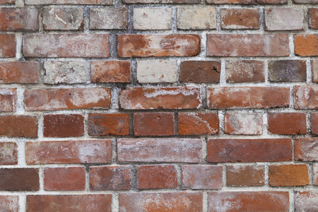 retrospective: Red brick walls